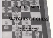 Sketches of chess. Opera for…